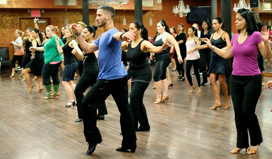Dance Fitness | Dance With Me Studios | Ballroom Dancing