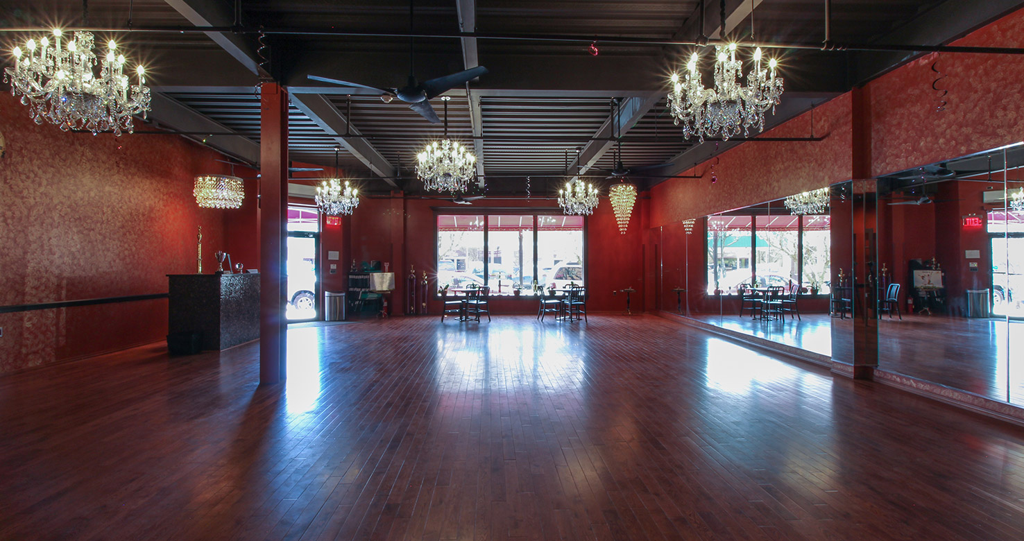from Anderson gay friendly ballroom dancing classes