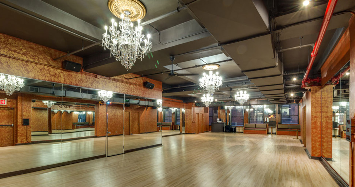Midtown dance studio private dance lessons group for Contemporary dance classes nyc
