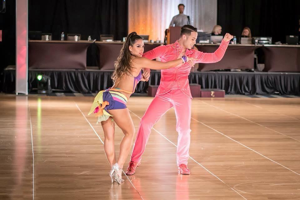 Latin dances, dance championships, ballroom dance