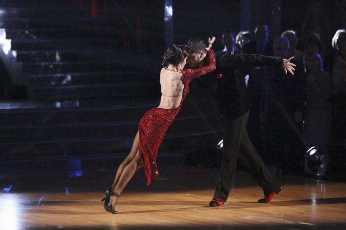 Meryl Davis, Val chmerkovskiy, dancing with the stars
