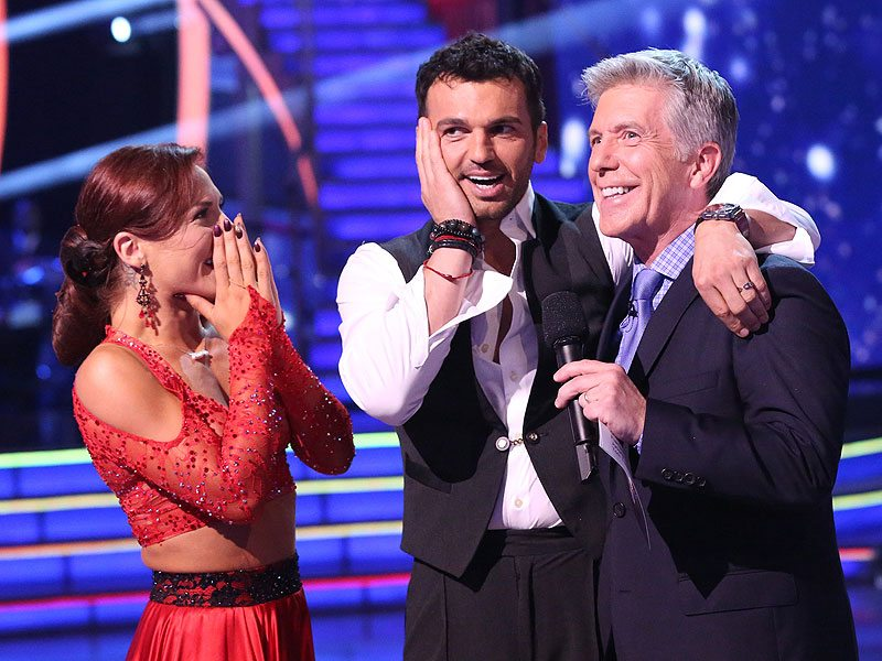 Dwts season 19 week 8 val and janel dating