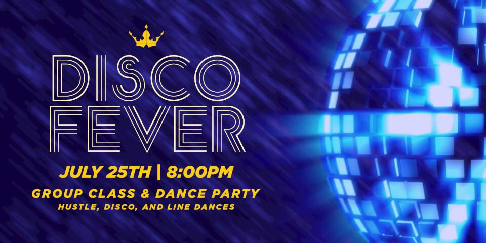 Disco Fever Party