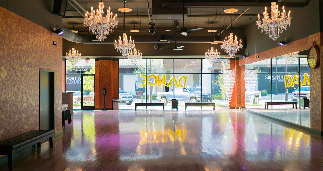 A Brand New Dance Studio In Forth Worth TX