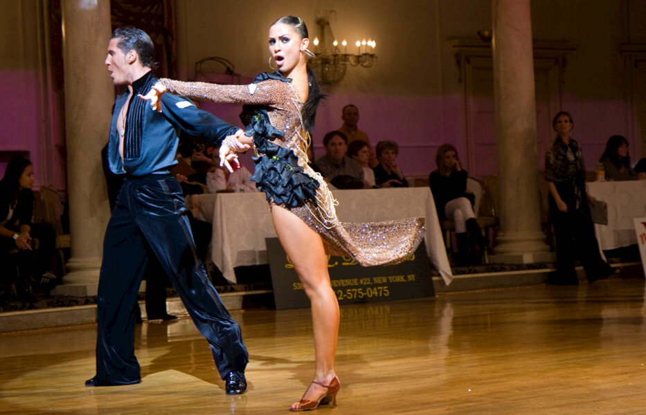 Ungdommelig Paso Doble | Dance With Me Studios AM-22