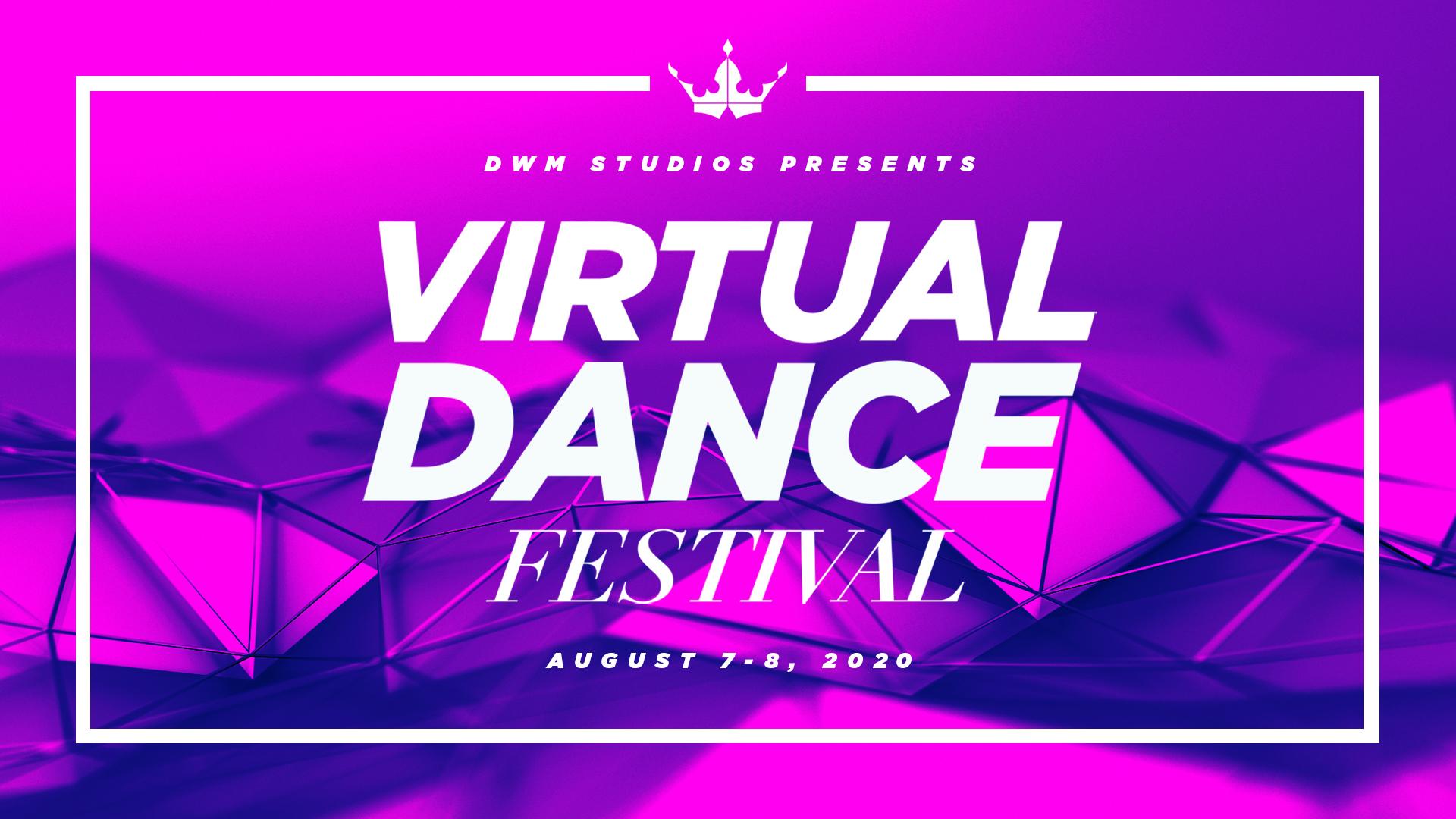 virtual dance festival